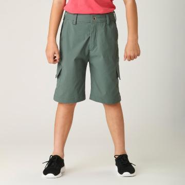 Torpedo7 Girls' Alpine Cargo Shorts - Olive