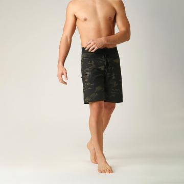 Torpedo7 Men's Voyager Board Shorts - Camo