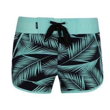 Torpedo7 Women's Salty Swim Shorts - Palm