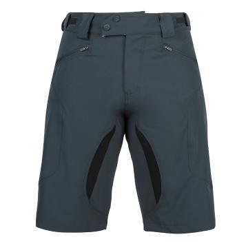Torpedo7 Men's Rage MTB V2 Shorts - Ebony/Platinum - Ebony/Platinum