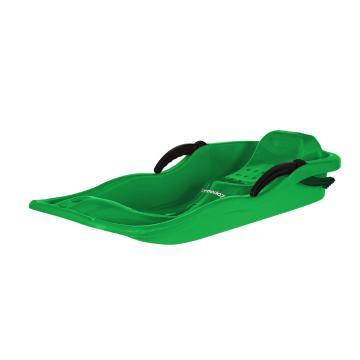 Torpedo7 Downhill Racer Toboggan - Green