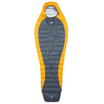 Torpedo7 Alta 500 V2 Down Sleeping Bag RZ - Orange/Grey