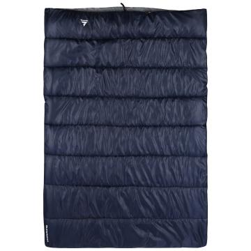 Torpedo7 Super Nova Double Sleeping Bag - Dark Blue/Grey