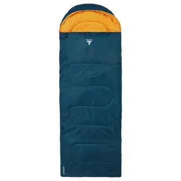 Torpedo7 Kid's Stratus II Sleeping Bag - Prussian Blue/Gold