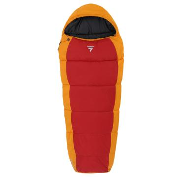Torpedo7 Stargazer II Junior Sleeping Bag - Red/Orange