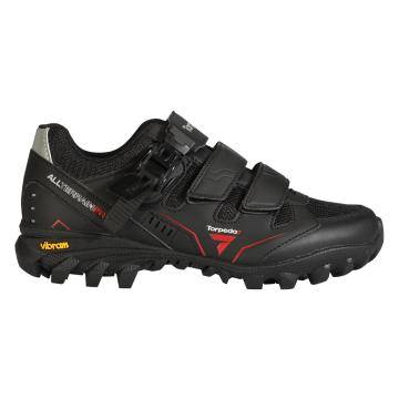 Torpedo7 AT25 Pro Cycle Shoes - Black