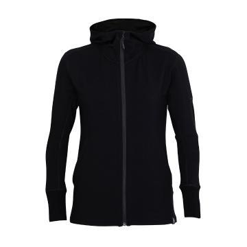Torpedo7 Women's Element ZT Sweatshirt - Black