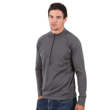 Torpedo7 Men's Merino Tasman 1/2 Zip Long Sleeve Sweater