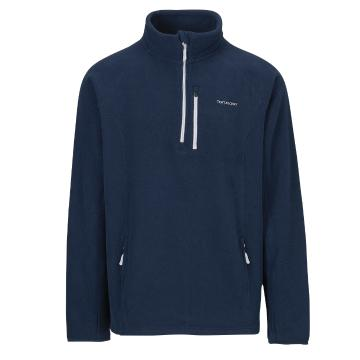 Torpedo7 Men's Summit Fleece 1/4 Zip - Navy
