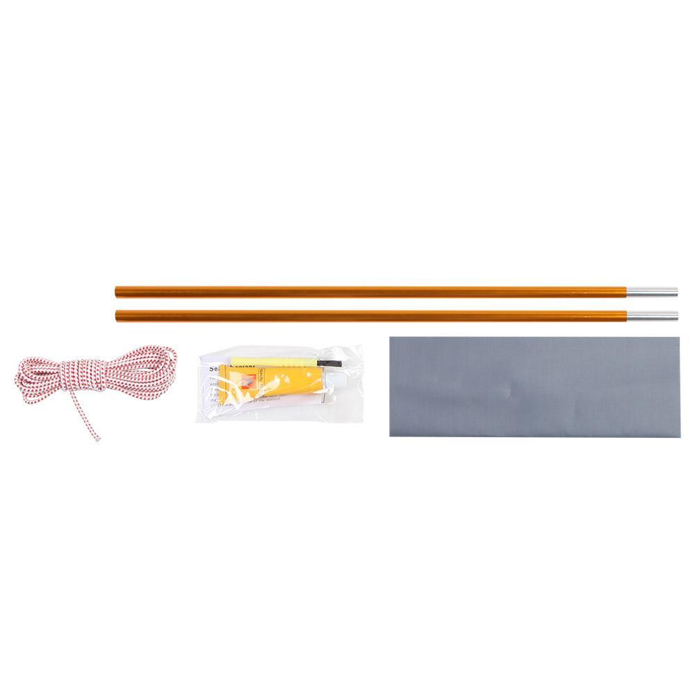 Cycle 2 or Roam 2 9.5mm Alloy Pole & Repair Kit