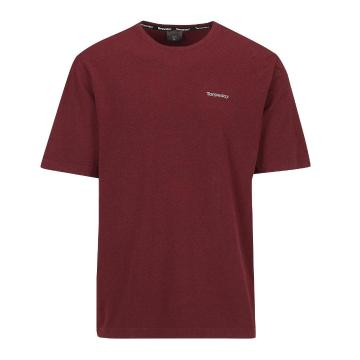 Torpedo7 Men's Voyage Tee - Ruby
