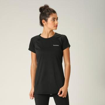 Torpedo7 Women's Elevate Raglan Tee - Black