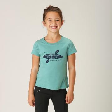 Torpedo7 Girls' Graphic Tee - Mint