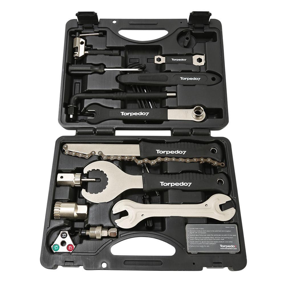 Deluxe Bike Tool Kit