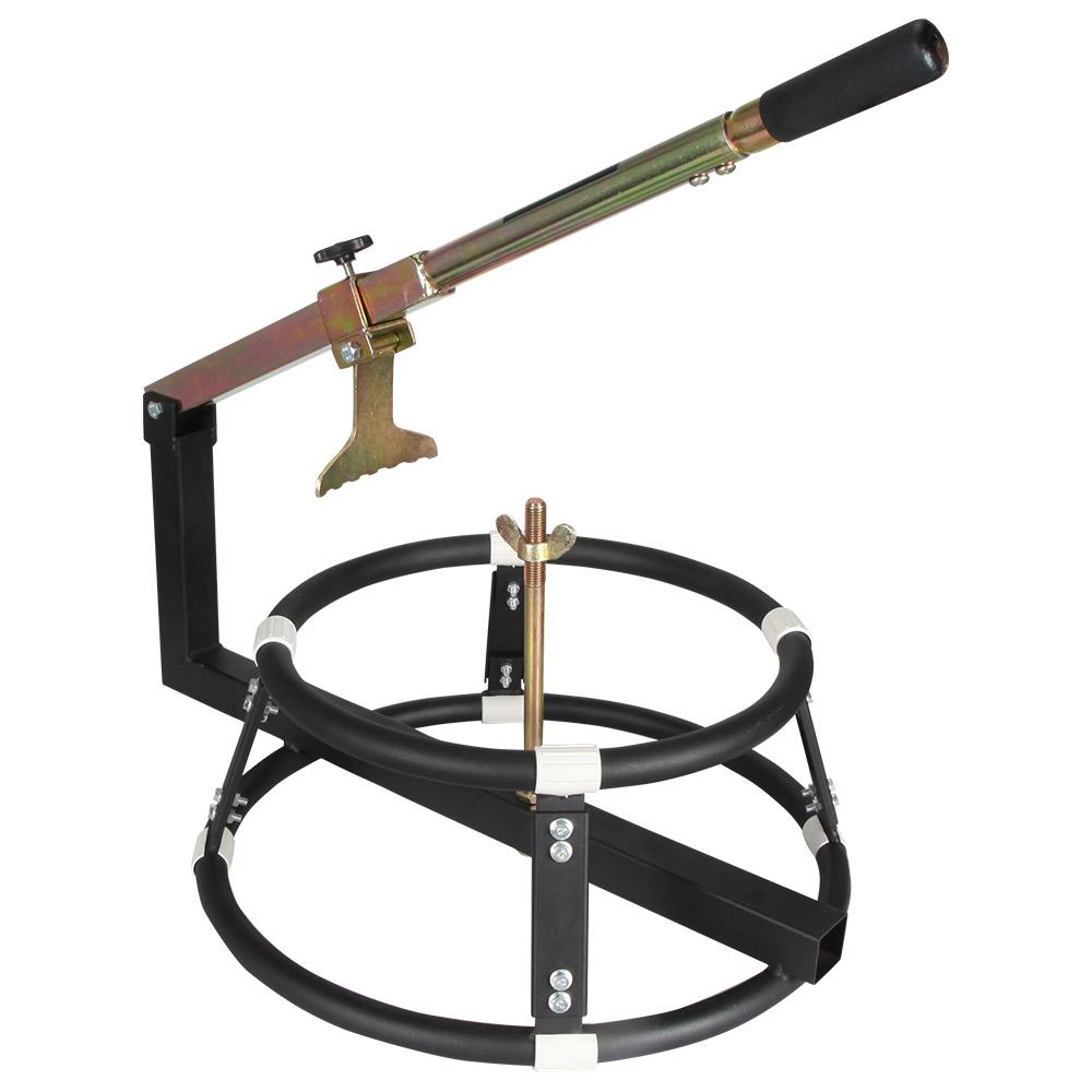 Portable Tyre Changer with Bead Breaker