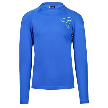 Torpedo7 Razor Men's Long Sleeve Rash Top - Blue