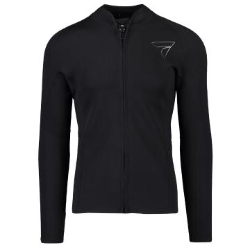 Torpedo7 Men's Gamma Neo Stretch Long Sleeve Top - Black/Black