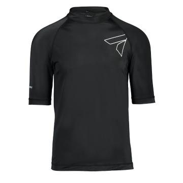 Torpedo7 Razor Men's Short Sleeve Rash Top - Black
