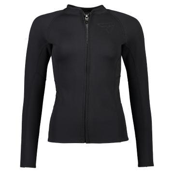 Torpedo7 Women's Gamma Neo Stretch Long Sleeve Top - Black