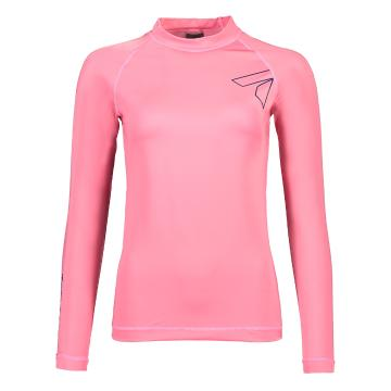 Torpedo7 Women's Mystic Long Sleeve Rash Top - Watermelon