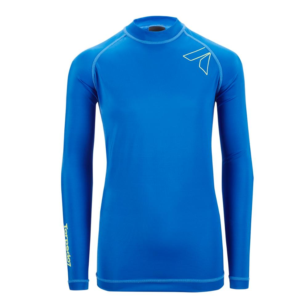 Youth Razor Long Sleeve Rash Top