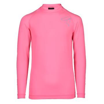 Torpedo7 Youth Mystic Long Sleeve Rash Top - Pink