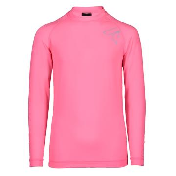 Torpedo7 Youth Mystic Long Sleeve Rash Top - Pink