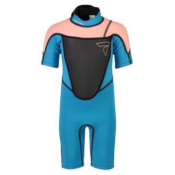 Torpedo7 Kids Girls Evo 2/2 Spring Suit - Coral