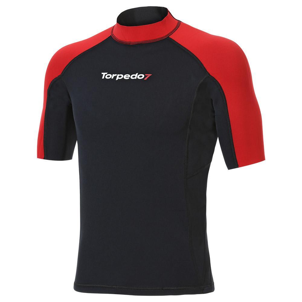 Men's Gamma Short Sleeve Wetsuit Top -  2mm