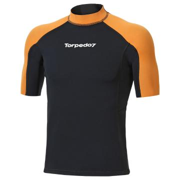 Torpedo7 Men's Gamma Short Sleeve Wetsuit Top -  2mm