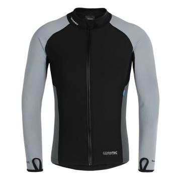 Torpedo7 Men's Coretec Jacket - Black/Cool Grey