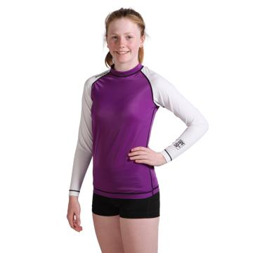 Torpedo7 Girl's Mystic Long Sleeve Rash Shirt