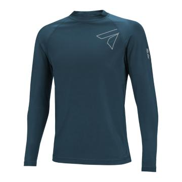 Torpedo7 Men's Razor Long Sleeve Rash Top - Teal