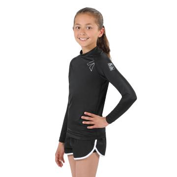 Torpedo7 Girl's Mystic Long Sleeve Rash Top - 8/16 Years