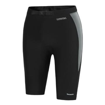 Torpedo7 Women's Coretec Shorts - Black/Cool Grey