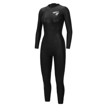 Torpedo7 Women's Flex Triathlon Wetsuit - Black