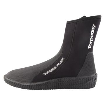 Torpedo7 Free Flex Dive Boots - 5mm - Black