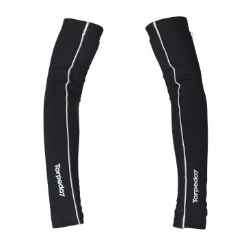 Torpedo7 Profleece Arm Warmers - Black