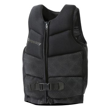 Torpedo7 Adult Neo Wake Vest - Black