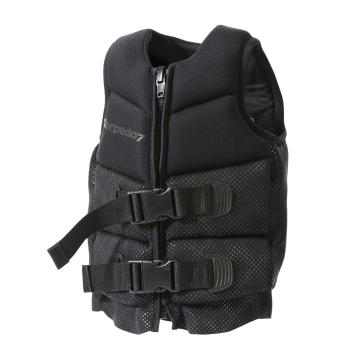 Torpedo7 Youth Neo Wake Vest - Black