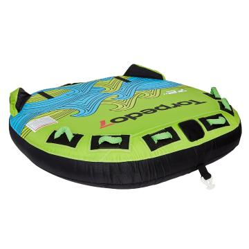 Torpedo7 Aqua Max 3 Person Towable Tube - Green