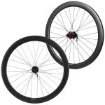 Torpedo7 Clincher Disc Brake 700c Wheelset - 50mm