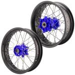 Torpedo7 Supermoto CNC Wheel Set - KTM690 Cush Drive