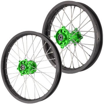 Torpedo7 MX Wheel Set 19/16