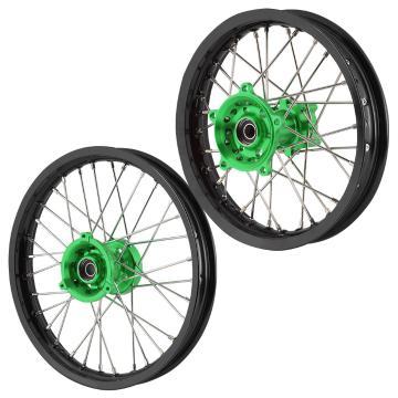 Torpedo7 MX Wheel Set 14/12