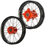Torpedo7 MX Wheel Set 12/10 KTM 50SX