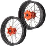 Torpedo7 Supermoto CNC Wheel Set Cush Drive