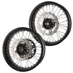 Torpedo7 Supermoto Wheel Set 17