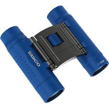 Tasco Essentials 10x25mm Binocular - Blue - Blue