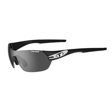 Tifosi 2020 Slice Sunglasses - Black/White, Smoke/ACRed/Clear - Blk/White,Smoke/ACRed/Clr